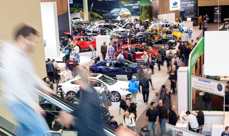 No 2021 auto shows. Now what?