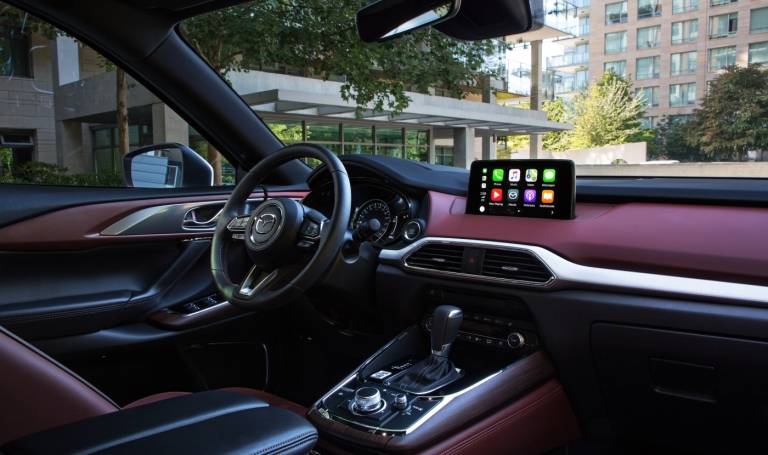 Mazda Connect upgraded for 2019 CX-9; retrofit offered for other models