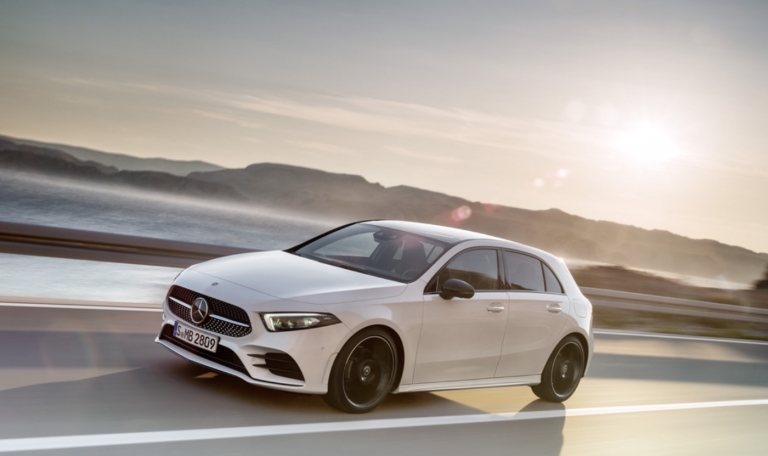 Canada gets two versions of Mercedes A class, 'a smartphone on wheels'