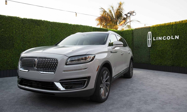 2019 Lincoln Nautilus gets higher price with new name, updates