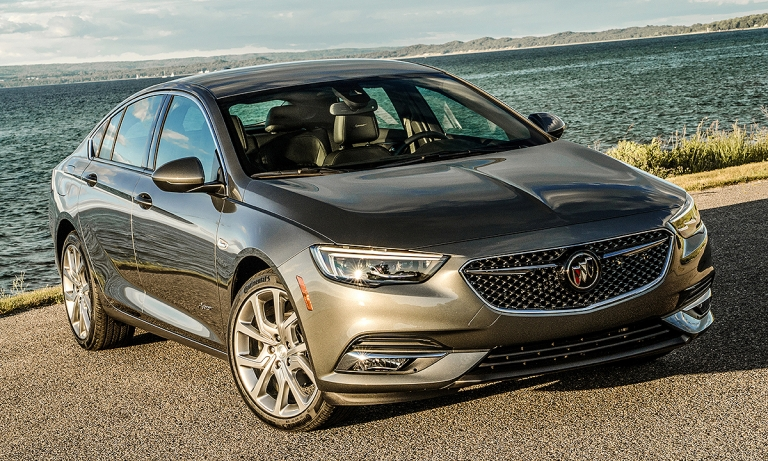 Buick to add Regal Sportback Avenir for 2019