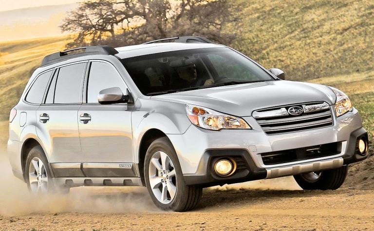 Subaru recalls 30,600 Legacys, Outbacks for faulty electronic parking brake