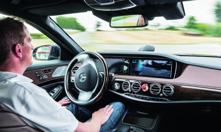 Mercedes plans advanced self-driving tech for next S class