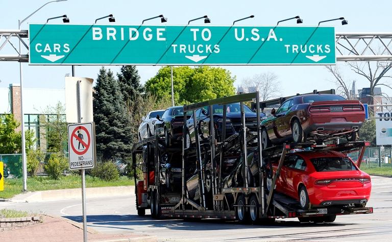 Industry groups say steel and auto tariffs undermine USMCA