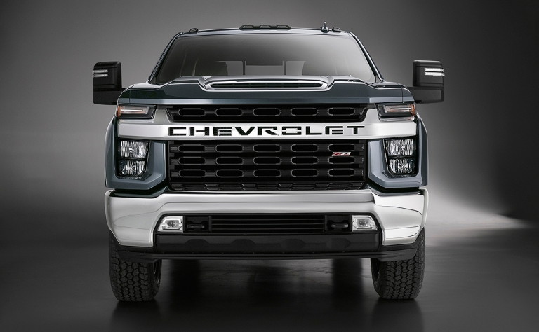 2020 Chevy Silverado HD diverges from smaller sibling