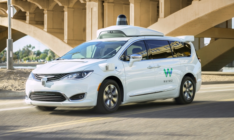 Waymo's first commercial self-driving service launched in Phoenix Wednesday