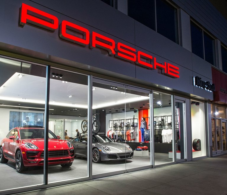 Porsche recalls about 9,000 vehicles in Canada over faulty gear shifters