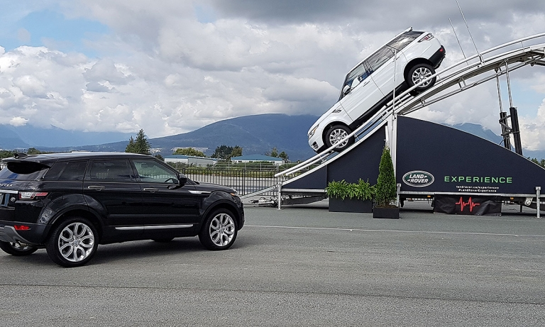 Hands-on experience snares buyers for Jaguar-Land Rover