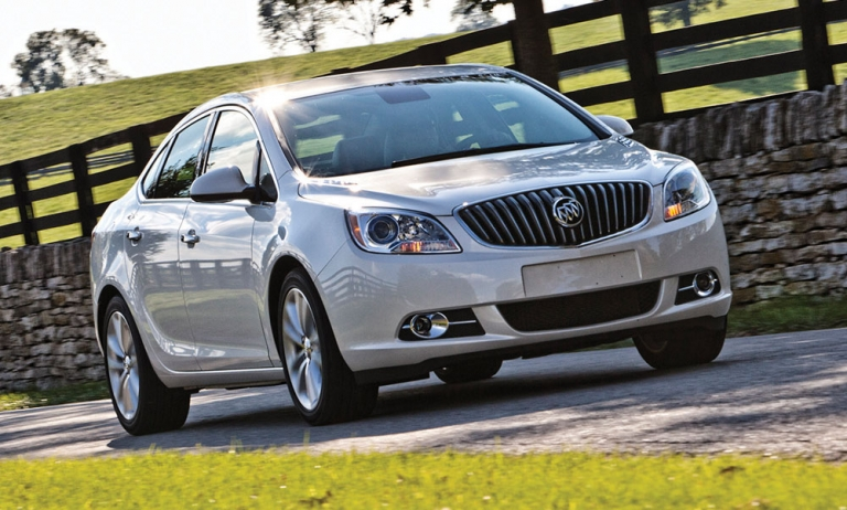 Why did Buick dump a hot-selling Verano?