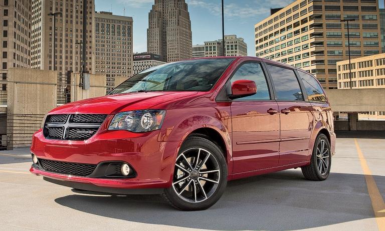 Dodge Grand Caravan: The rolling dead?