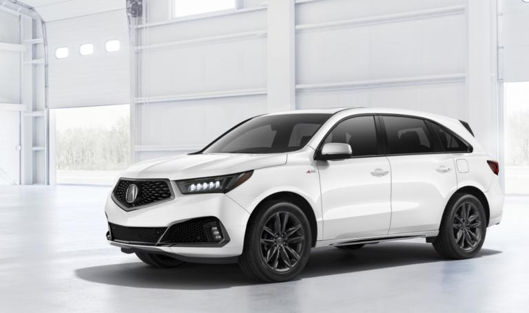 Acura MDX A-Spec sport variant arrives in Canada