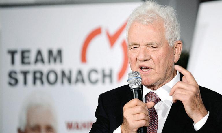 CANADA CONVERSATIONS: April 16, 2021   Why Magna International founder Frank Stronach is building a micro mobility company