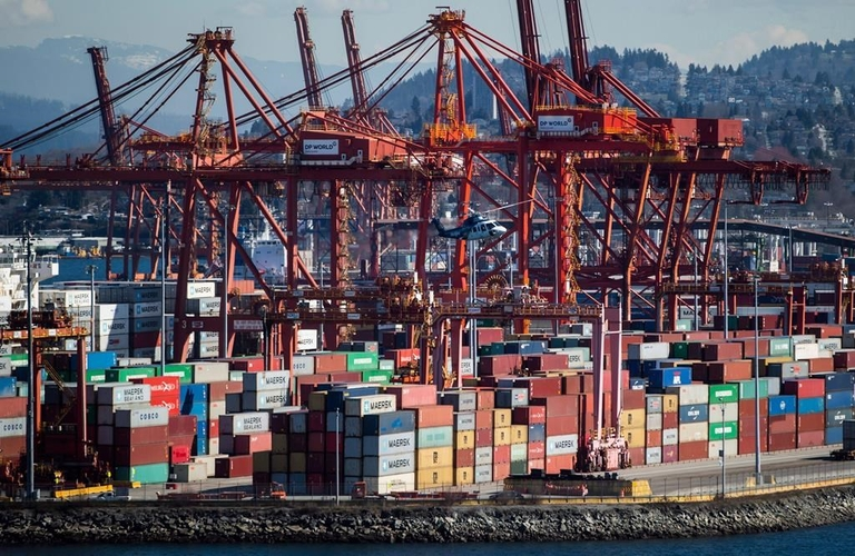 Port of Vancouver getting $42M upgrade to accommodate Asian auto imports