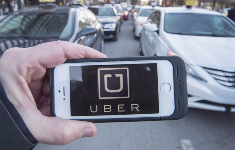 Uber, Lyft launch ride-hailing services in Metro Vancouver after B.C. approval