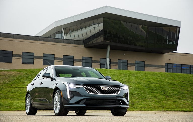 CT4 poised to replace ATS as Cadillac revamps sedan lineup