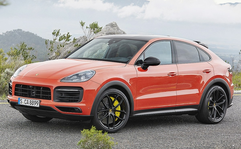 Porsche adds sporty 'coupe' to Cayenne lineup
