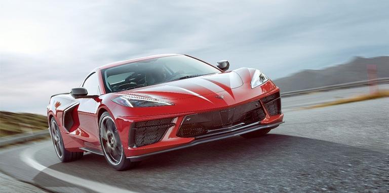 Corvette, in midengine form, is comfy, civilized supercar