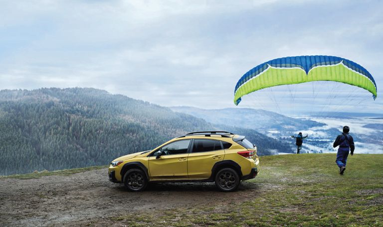Subaru Crosstrek refresh includes bigger engine for top trims