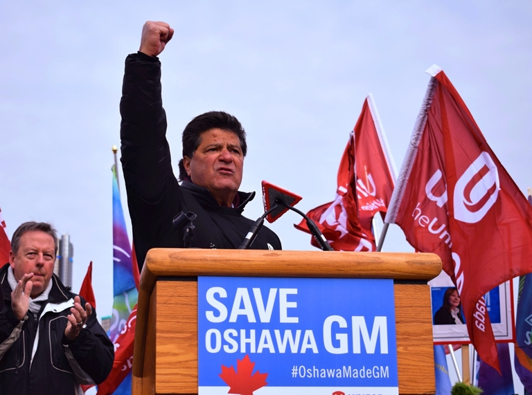 Canada Conversations: September 4, 2020 | Unifor's Jerry Dias talks targets, strategy and the future of Canadian assembly