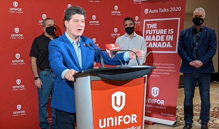 Canada Conversations: Jan. 1, 2021 | How Unifor's Dias saved Canadian auto manufacturing