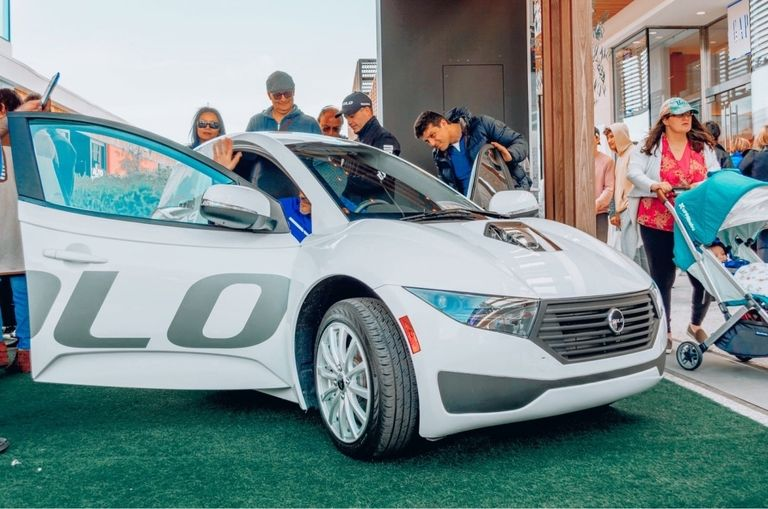 How COVID-19 could make 3-wheel EV more appealing to commuters