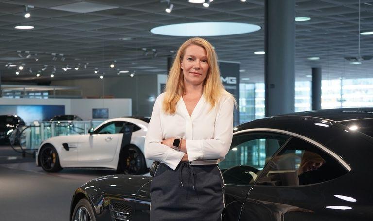 Mercedes-Benz Canada names Eva Wiese first female CEO