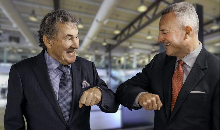 Auto company executives on the move, to dealerships