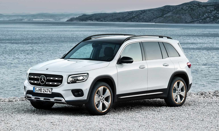 Mercedes expands small crossover lineup with GLB