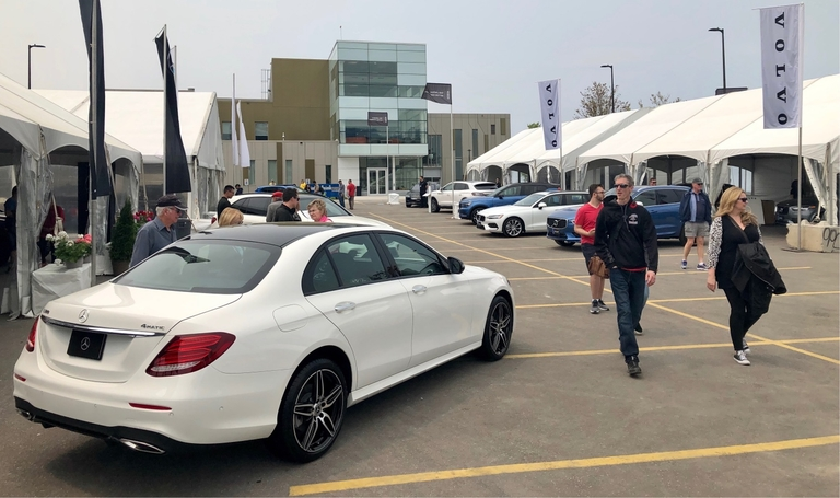 Auto Show 101: Georgian College event preps students for industry's future