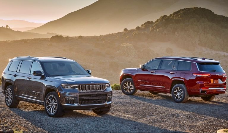 'Jeep Wave' loyalty program coming to Canada on only 2021 Grand Cherokee L