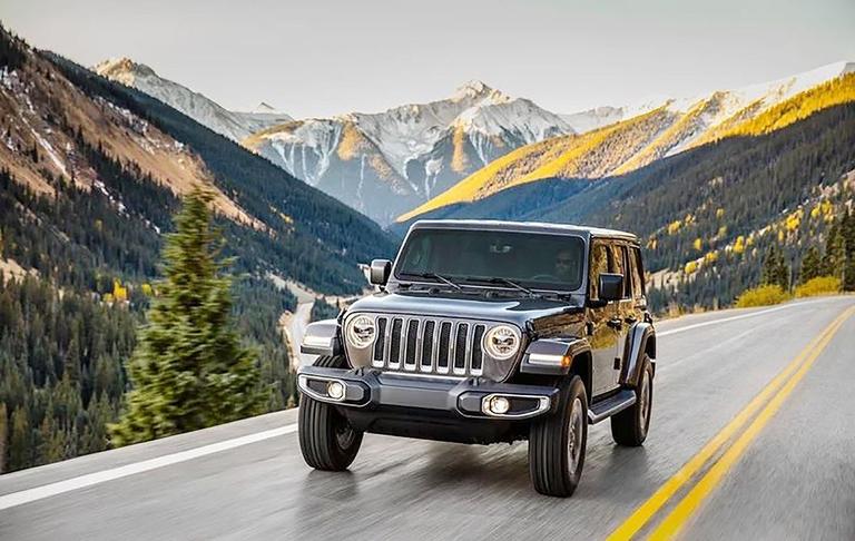 FCA to upgrade some Jeep Wranglers in Canada, U.S. to fix 'rare' vibration glitch