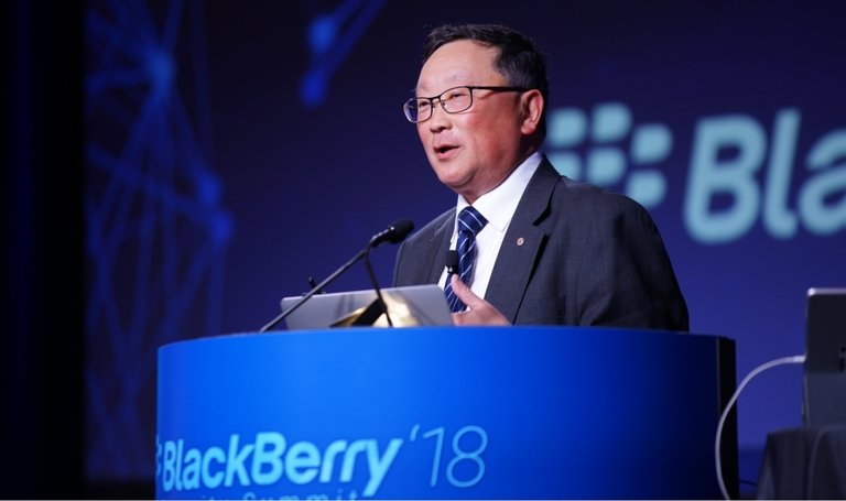 BlackBerry chosen to underpin Hyundai's AV security systems