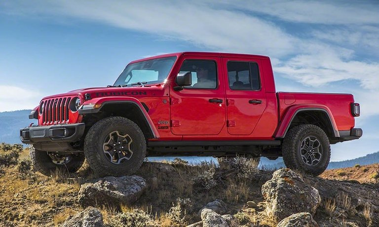 Jeep Gladiator starting at $47,390 is priced as a premium player