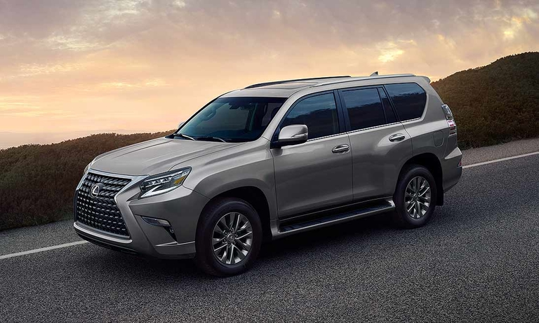 Freshened 2020 Lexus GX 460 gets new look, off-road toys