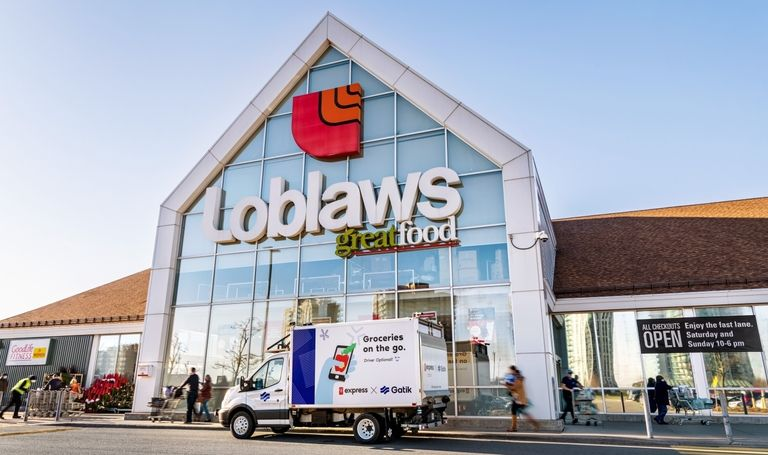 Loblaw to test autonomous delivery trucks in Toronto area