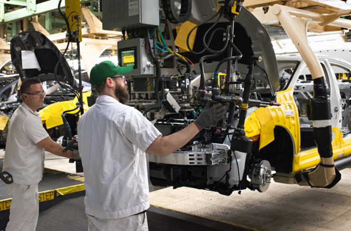 Auto production continues amid Ontario's declared state of emergency