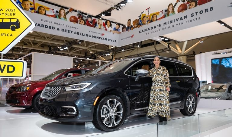 Minivan sales are levelling off, analysts say