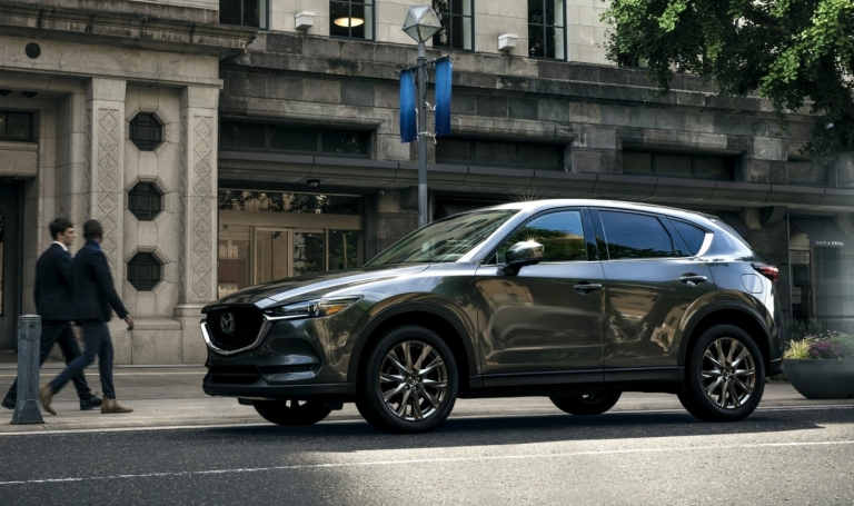 Mazda CX-5 Signature trim added to Canadian lineup
