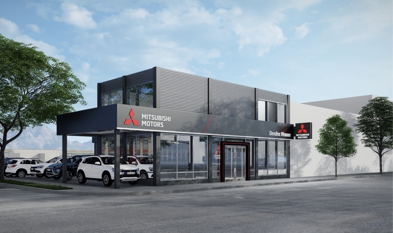 Mitsubishi plans small urban dealerships in effort to take stores to the people