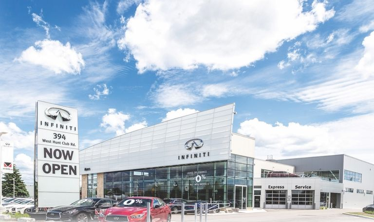 Challenged Infiniti is looking for a rebound