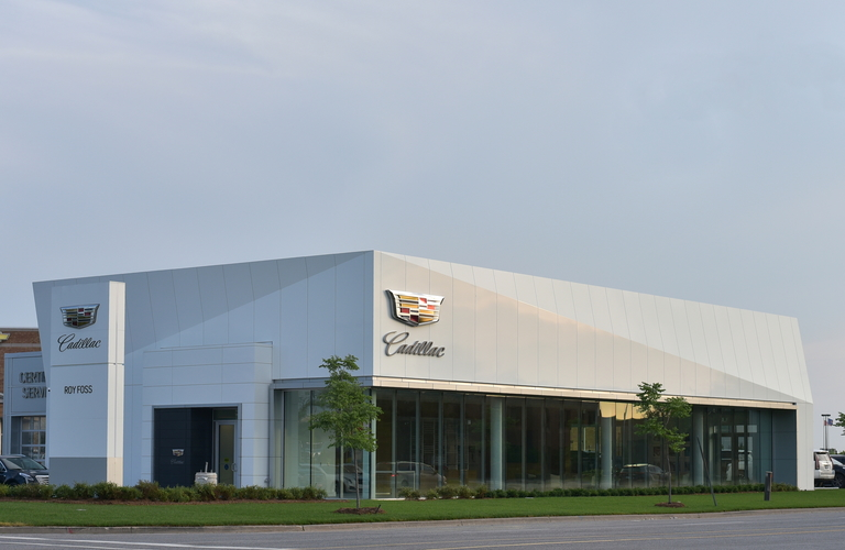 Ontario's 1st Cadillac-exclusive store to distinguish brand from competitors
