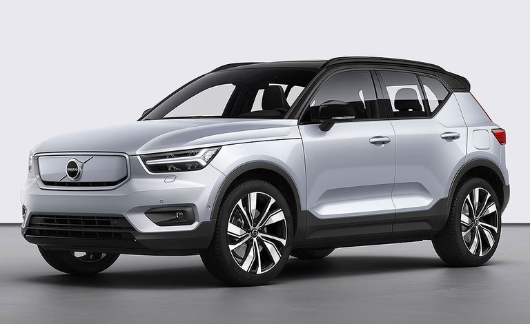 Volvo XC40 Recharge EV delivers 408 hp, 320 km of range