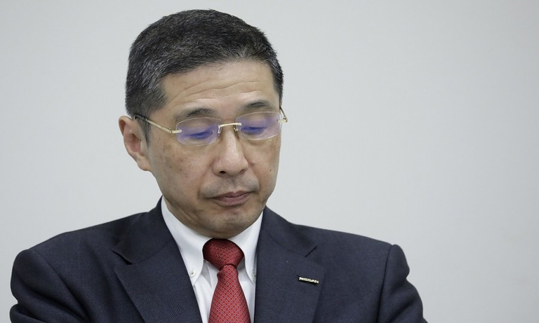 Nissan CEO Saikawa to step down this month