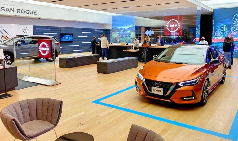 Nissan Canada launches nationwide virtual showroom