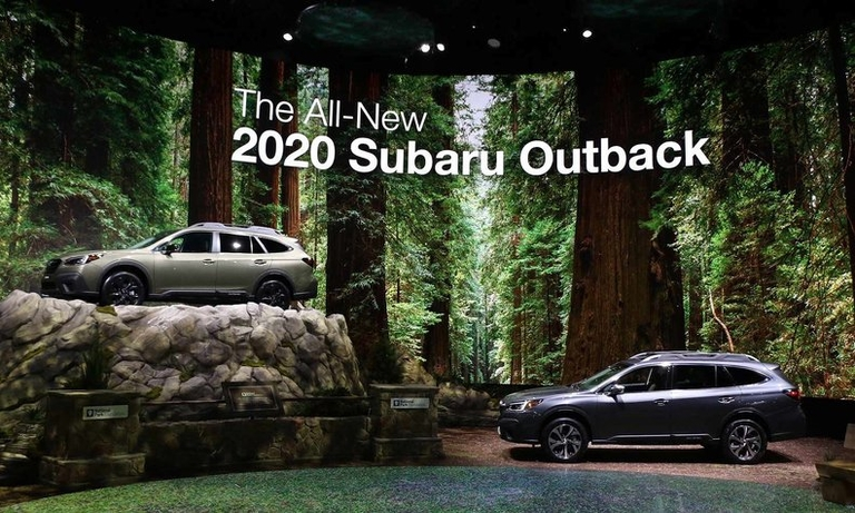 Subaru hikes prices on retooled 2020 Outback, Legacy