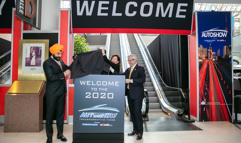How the Canadian International AutoShow is staying relevant