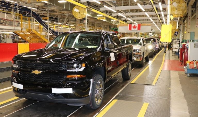 GM's Oshawa assembly plant could create up to 10,000 supply jobs in Ontario