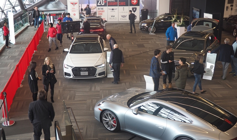 Canadian auto shows still matter because they connect with buyers, say execs