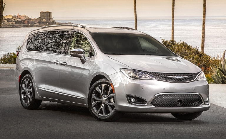 Two things FCA got wrong with the Chrysler Pacifica