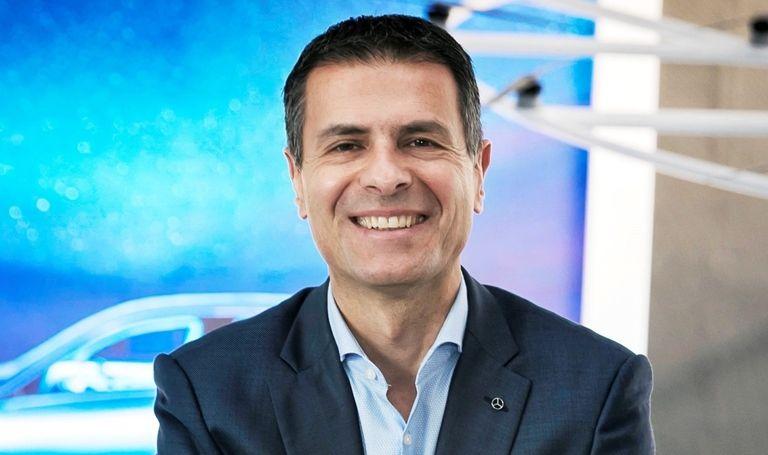 Mercedes-Benz Canada taps Dimitris Psillakis as new CEO